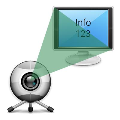 berwachung von ger ten und anzeigen mit einer berwachungskamera wlan kamera. Black Bedroom Furniture Sets. Home Design Ideas
