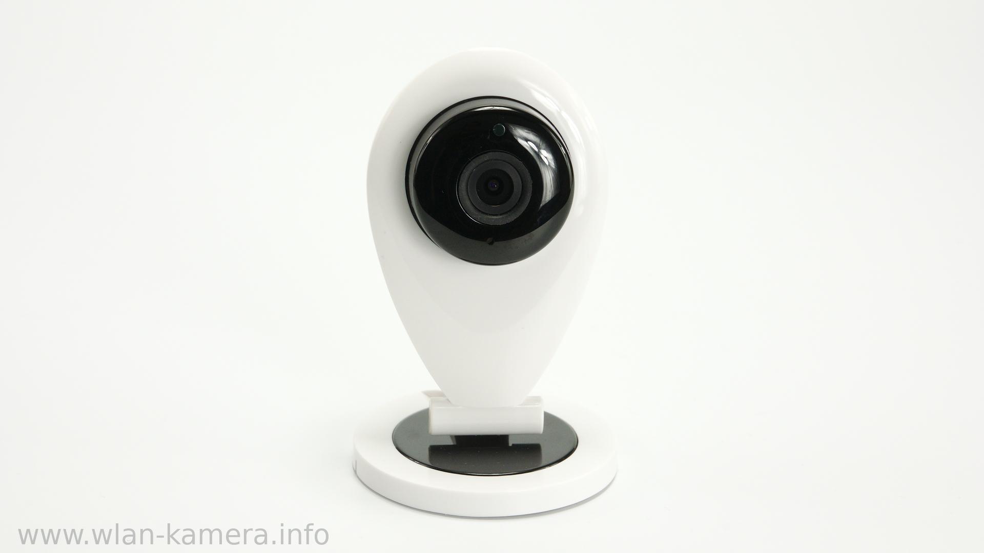die hikam s6 im test berwachungskamera mit personenerkennung wlan kamera. Black Bedroom Furniture Sets. Home Design Ideas