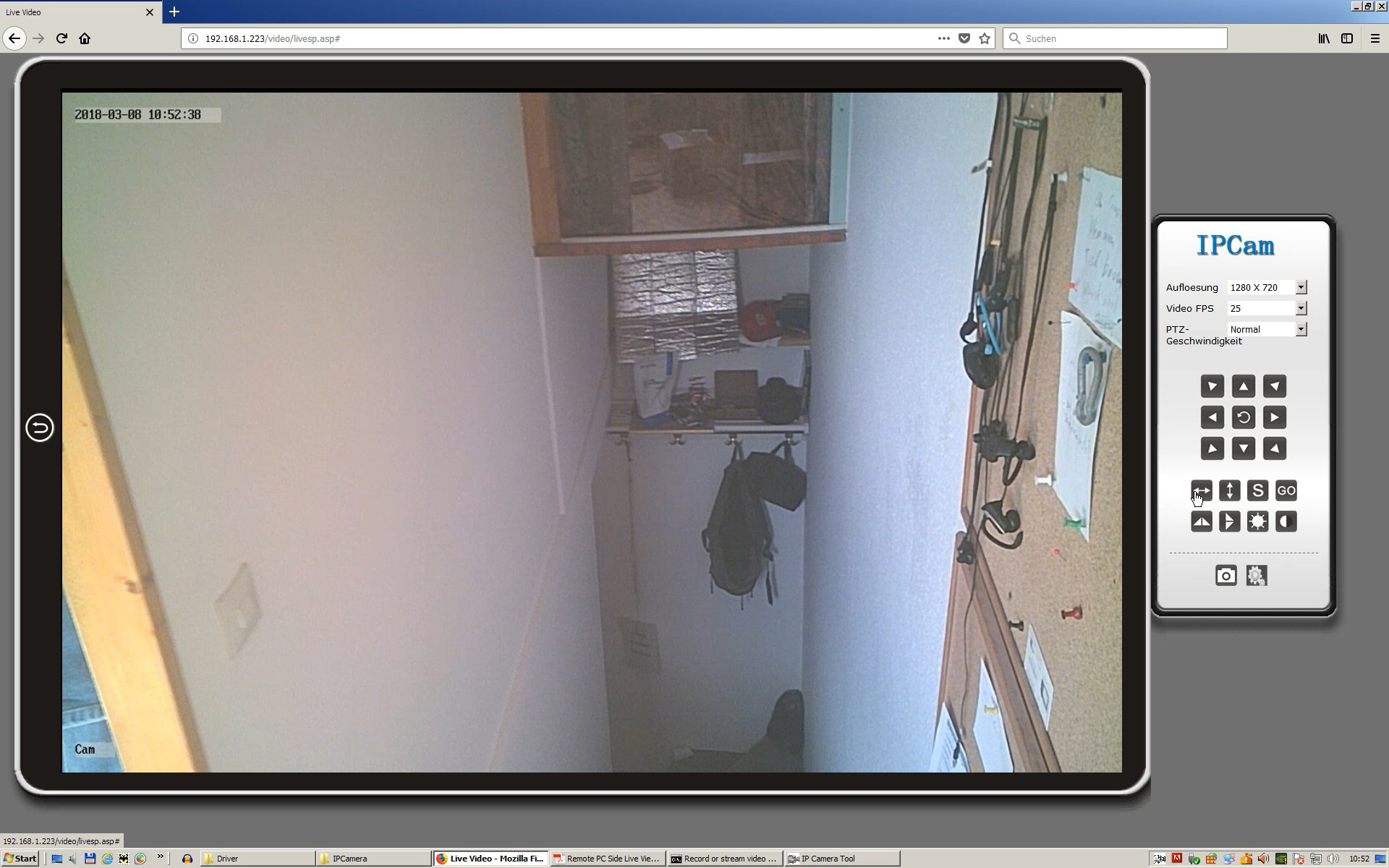 blackboxcam rotate mini im test spionagekamera mini berwachungskamera mit app wlan kamera. Black Bedroom Furniture Sets. Home Design Ideas