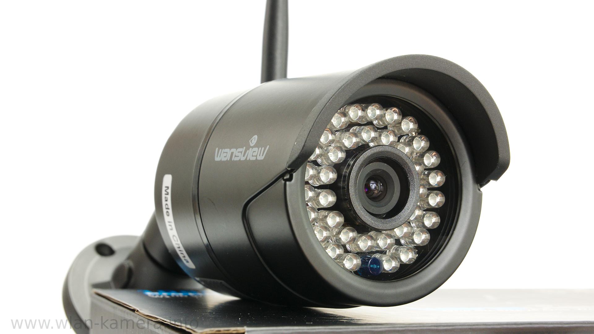 wansview w2 im test preiswerte 1080p berwachungskamera. Black Bedroom Furniture Sets. Home Design Ideas